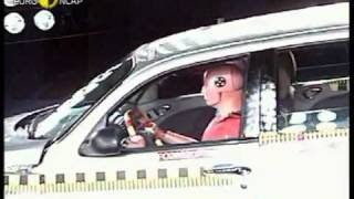 Краш-тест и видео краш-тест Chrysler PT Cruiser (Крайслер ПТ Круисер)