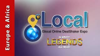Glocal Online DealShaker Expo Europa & Africa
