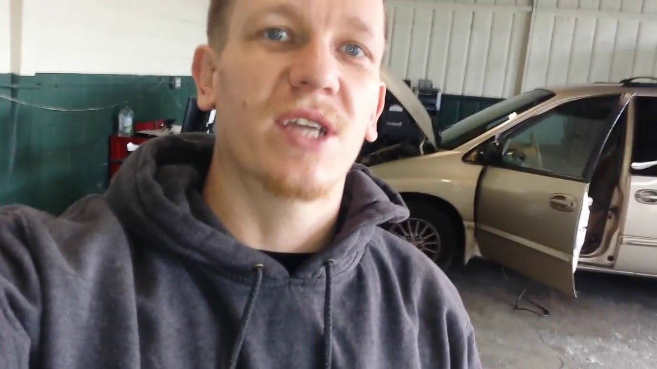 Chrysler Town Country Emissions Pcv Evap Egr Locations Youtube Fuel Canister 2003 Dodge Caravan