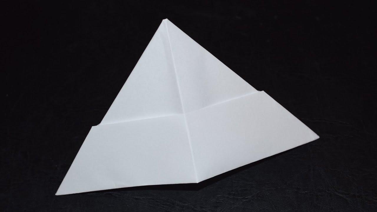 Hut Aus Papier : basteln hut falten youtube ~ Watch28wear.com Haus und Dekorationen