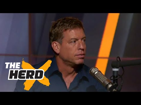 Troy Aikman: 'I will go to my grave saying Tom Brady knew that the balls were deflated  | THE HERD