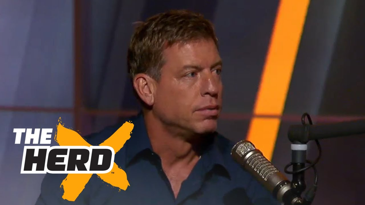 Fox Sports' Troy Aikman defends himself after comments criticizing ...