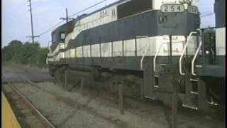 Long island Railroad GP38 2
