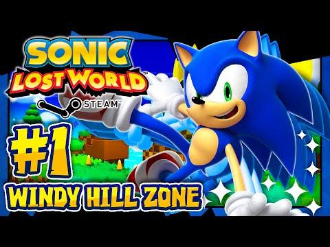 скачать игру Sonic Lost World через торрент на Pc - фото 6