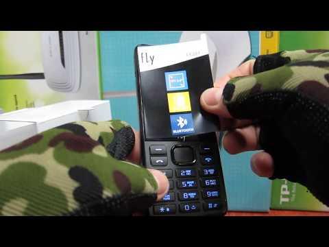 Fly FF281 обзор  телефона