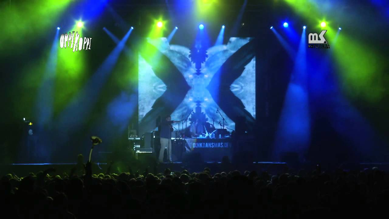 Oppikoppi BewilderBeast: Bittereinder Live Performance