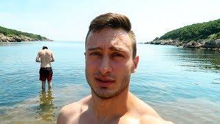 Див плаж, змии, и зверска тренировка на морето