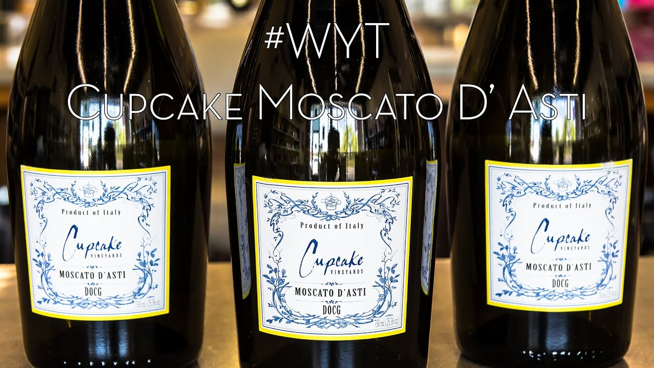 Cupcake Vineyards Moscato d'Asti Wine
