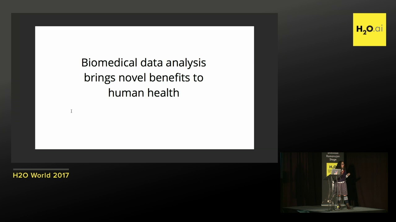 Bringing scientists to data to accelerate discoveries and improve human health - Somalee Datta