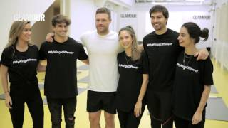 Masterclass de yoga con Nick Youngquest