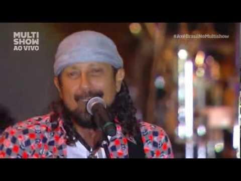 Chiclete Com Banana - Erva Venenosa - Axé Brasil No Multishow 2013 (HD)
