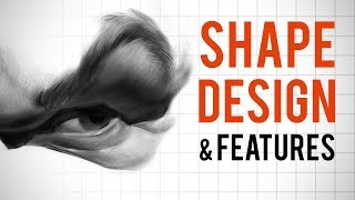 Drawing Like a Professional: Shape Design and Facial Features