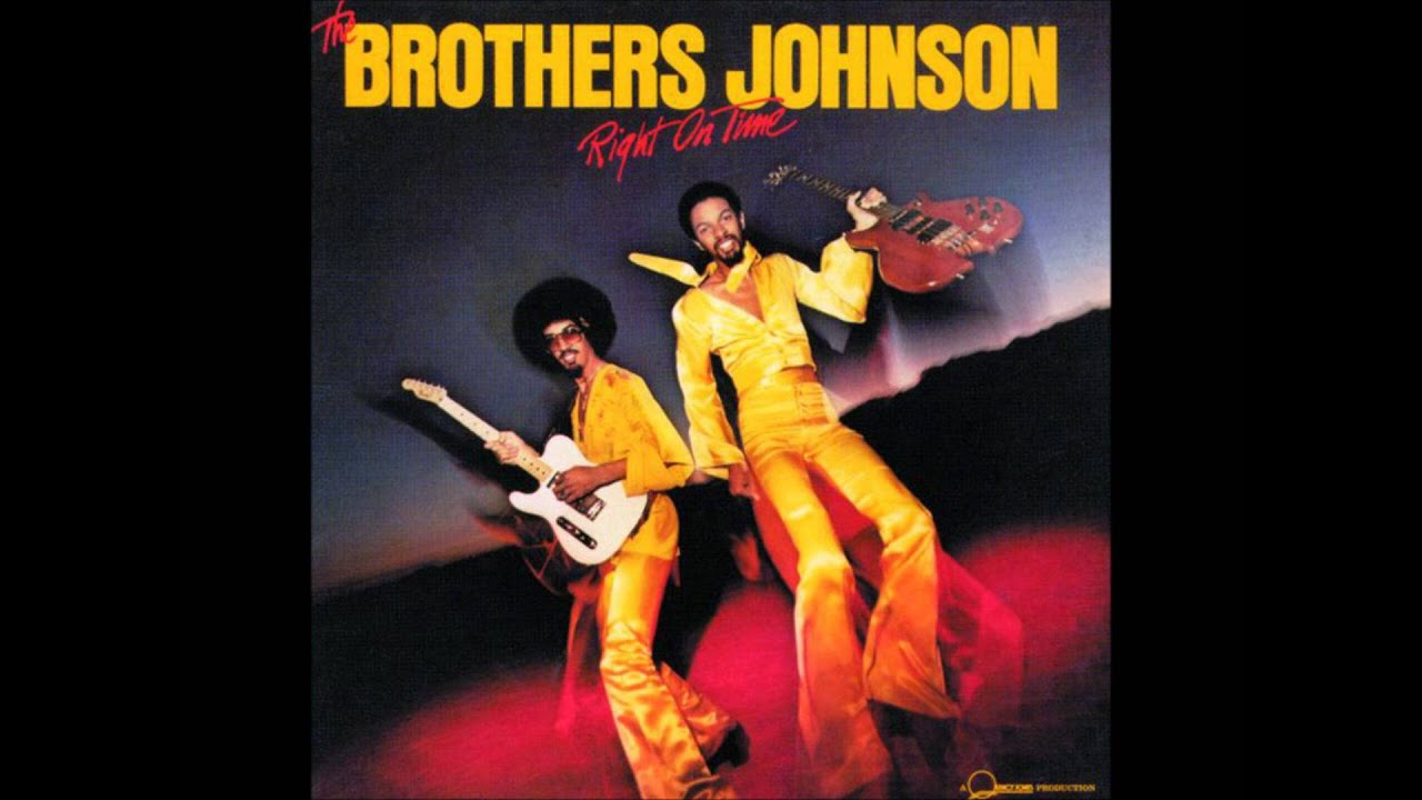 Brothers Johnson Strawberry Letter 23