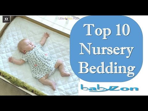 Best Nursery Bedding 2016 - Top 10 Nursery Bedding - Nursery Bedding Reviews