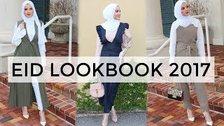 EID LOOKBOOK 2017 | Omaya Zein