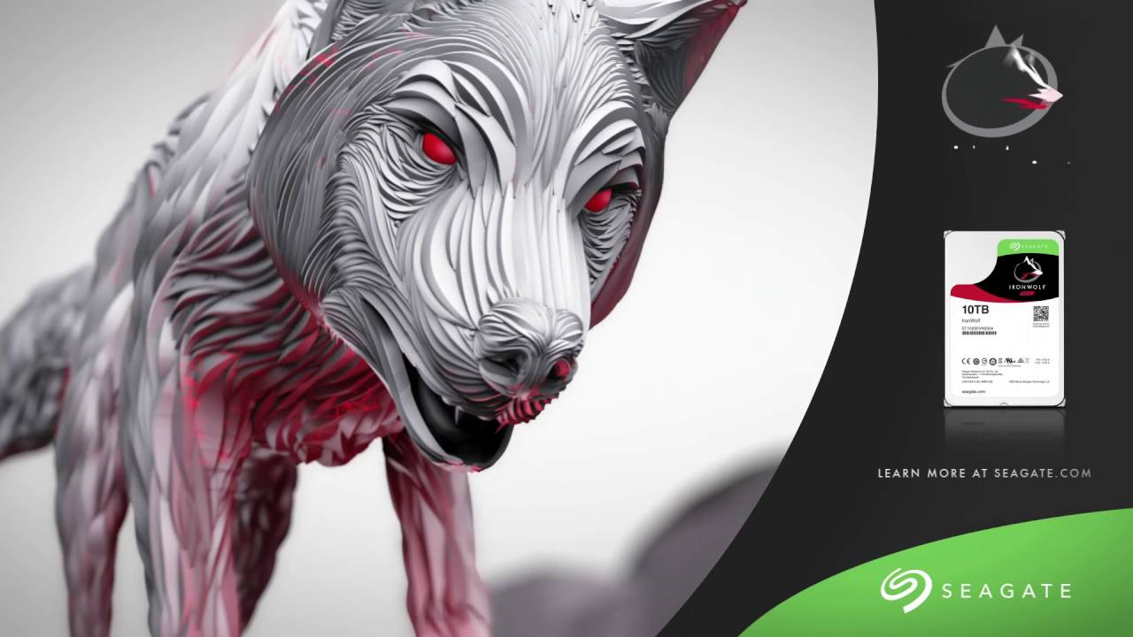 IronWolf, the power of agility in NAS