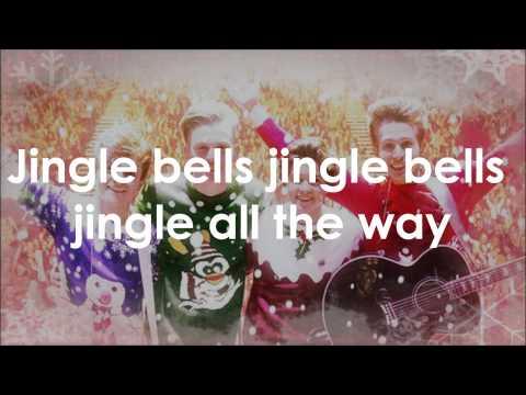 The Vamps - Jingle Bells (lyrics)