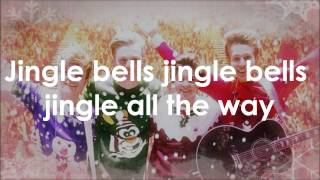 The Vamps - Jingle Bells (lyrics)
