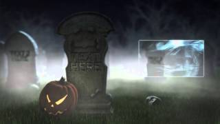 Free Template Element 3d Halloween Pack