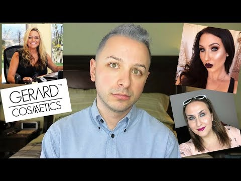 The Truth about Gerard Cosmetics + Addressing Drama