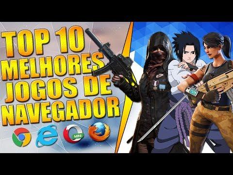 OS 10 MELHORES JOGOS DE NAVEGADOR [2020] + LINK
