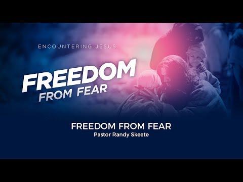1. Freedom from Fear - Randy Skeete