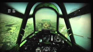 IL 2 Sturmovik Birds of Prey. Dover. PS3 Part 3