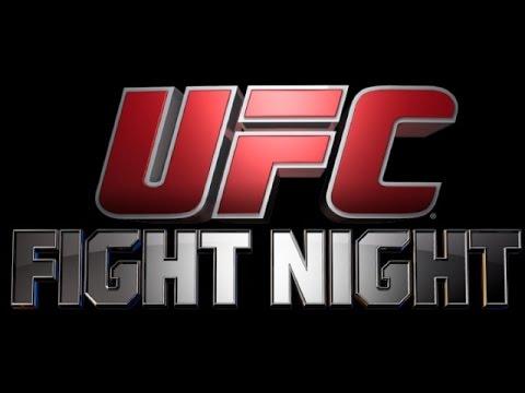 UFC Fight Night 104 - James Vick Vs. Abel Trujillo