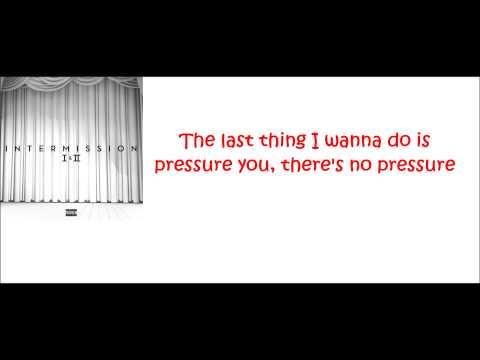 Trey Songz - Chill (lyrics)