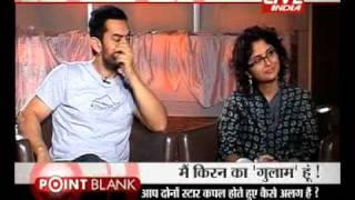 Point Blank with Aamir Khan & Kiran Rao - 2