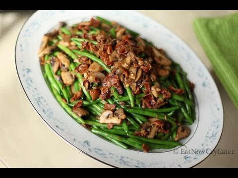 French Cut Green Beans-RECIPE