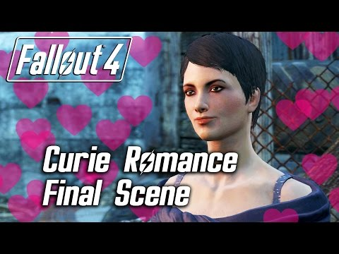 Fallout 4 - Curie Romance - Final Scene