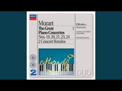 Mozart: Piano Concerto No.23 in A, K.488 - 2. Andante