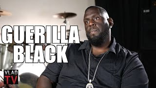 Guerilla Black on Growing Up in Compton, Getting Jumped by Bloods, Harlem Crip Affiliation (Part 1)
