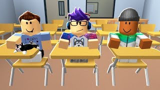 ROBLOX YOUTUBE SCHOOL