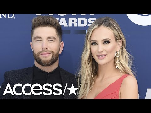 See The Dreamy Way Chris Lane Proposed to 'Bachelor' Alum Lauren Bushnell  Access