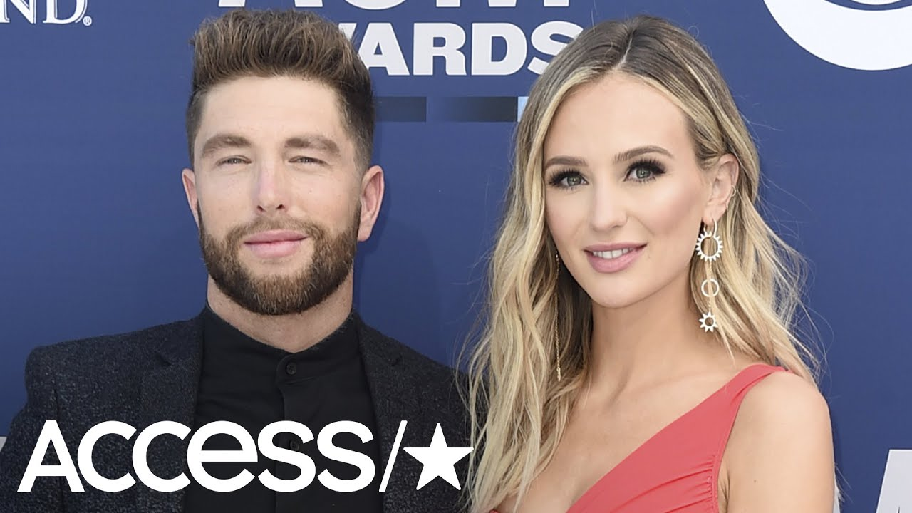 Chris Lane and 'Bachelor' alum Lauren Bushnell are engaged