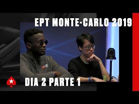 PokerStars & Monte-Carlo Casino EPT 2019 – Main Event – Episodio 1