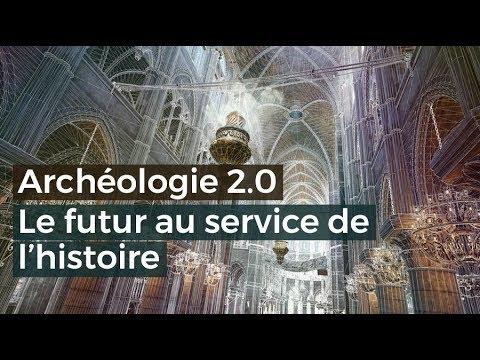 Archéologie 2.0 Le futur au service de l'histoire - Documentaire français 2017