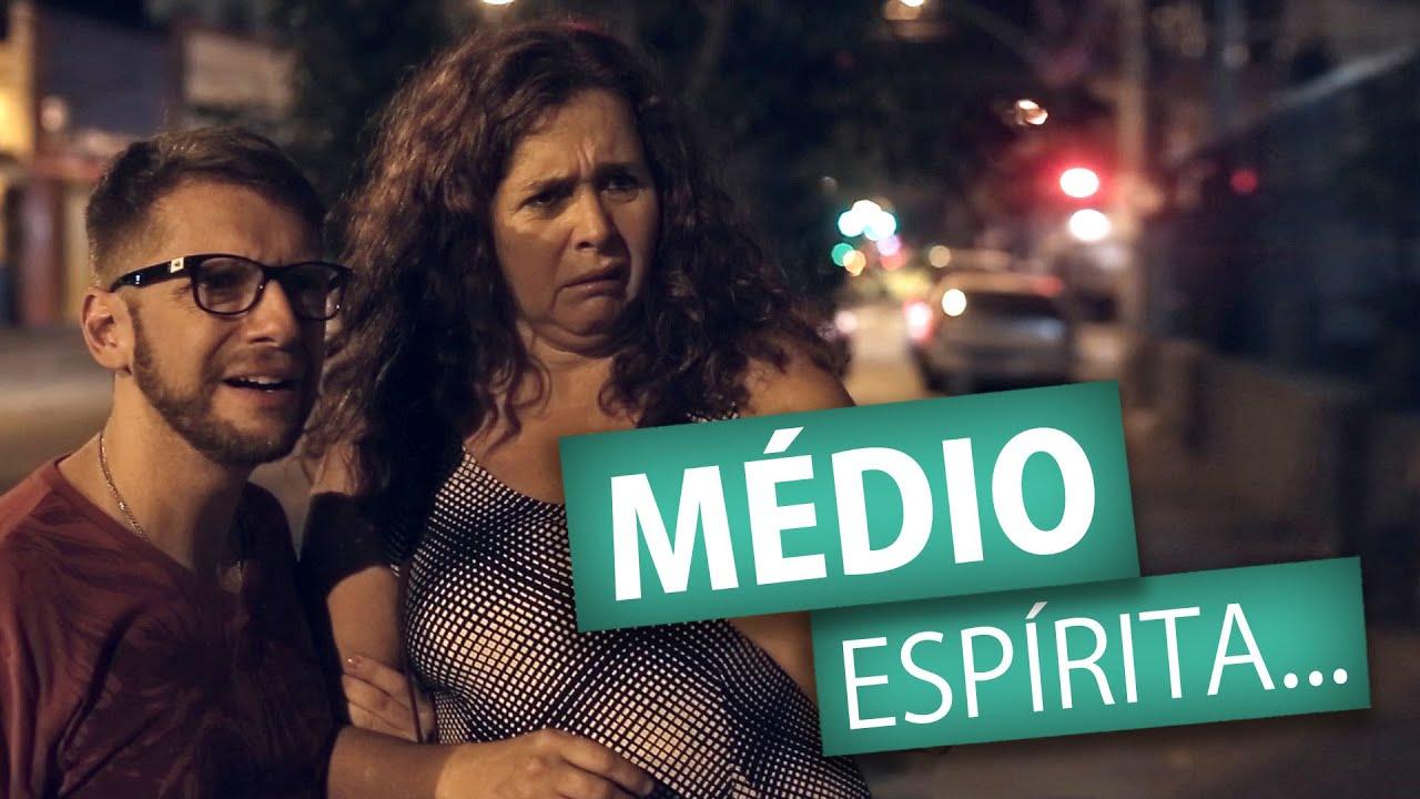 MÉDIO ESPÍRITA...