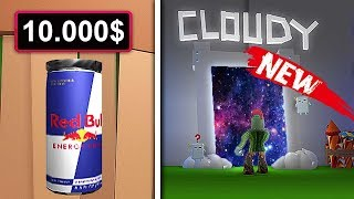 THIS DRINK COSTS $10,000! (Roblox Soda Simulator)