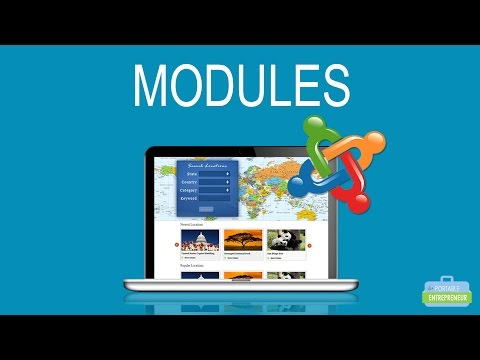 Joomla: How To Add Modules To Your Website & Customize Your Sidebar