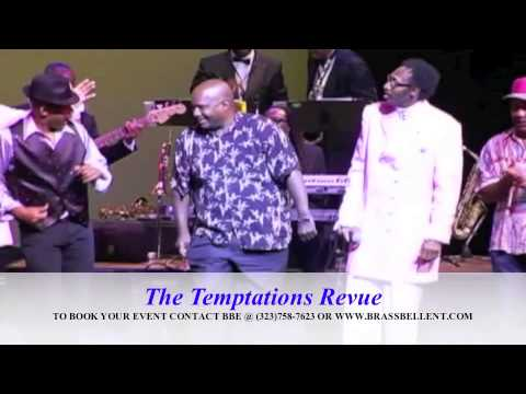 Tribute to the Temptations  BrassBell Entertainment