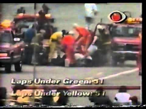Indy 500 1992 - Brazil broadcast