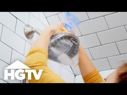 How to Clean Hard Water Stains - How to House - HGTV