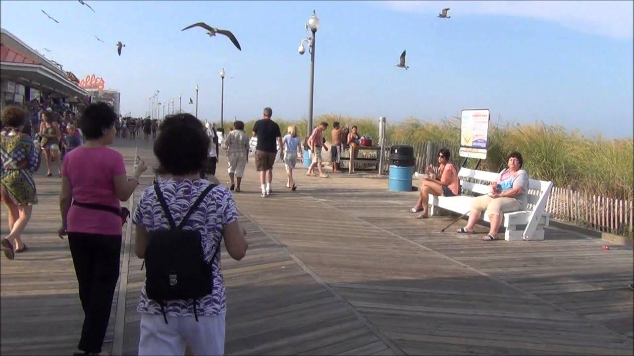 Dewey Beach Boardwalk