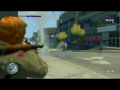 GTA IV - Rockstar Multiplayer Event - 24th February 2012 - Team Deathmatch! [32 Players]