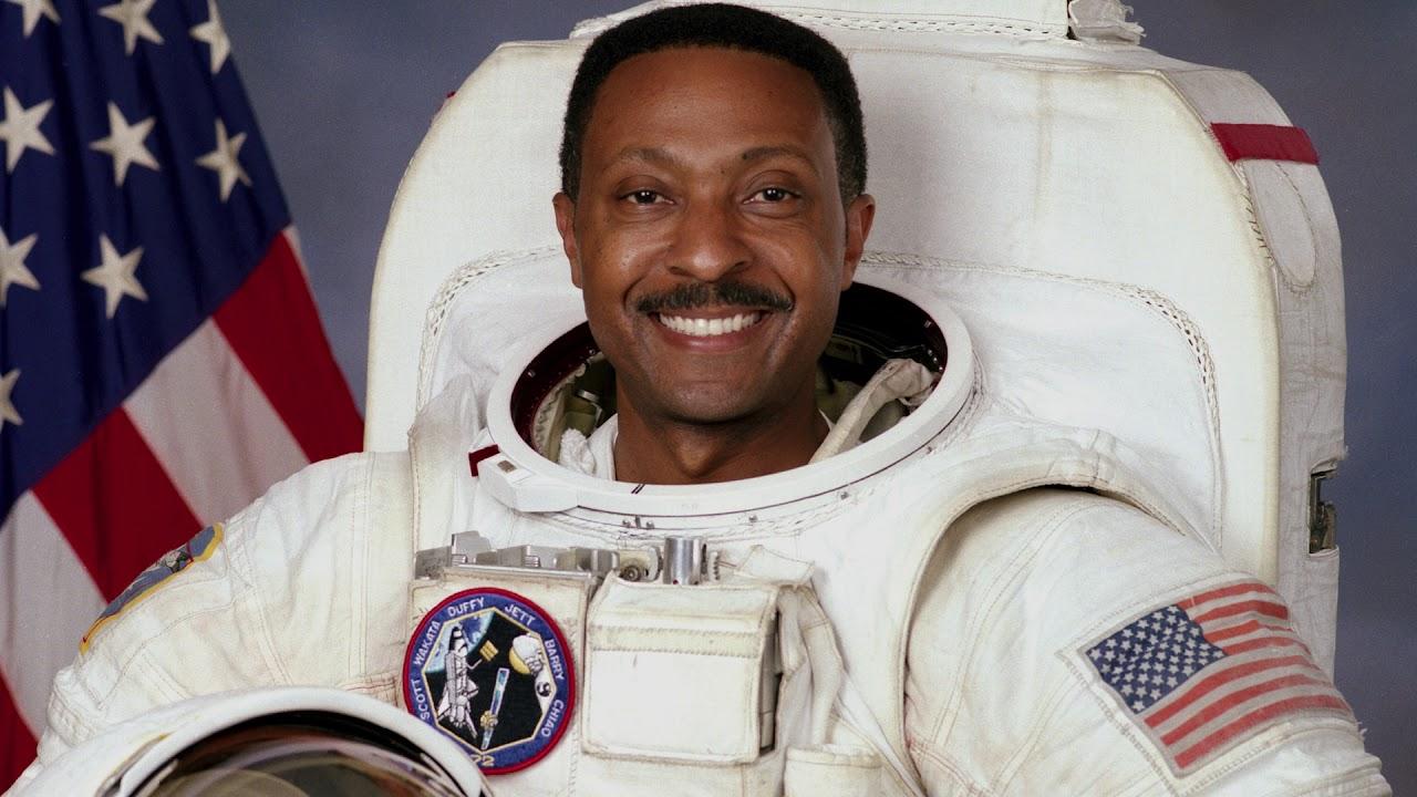 Video #2:  An Astronaut and a Jet Racer [Actual NASA Astronaut]