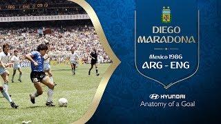 HYUNDAI Anatomy of a Goal - DIEGO MARADONA (ARG) 1986