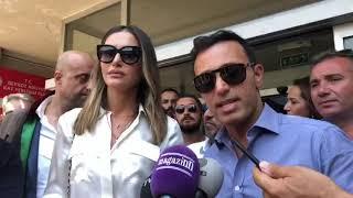 Mustafa Sandal ve Emina Sandal 10 yıllık evliliklerini tek celsede bitirdi